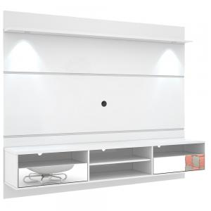 Painel Home Suspenso Angra - TV 60´´ LED - Branco